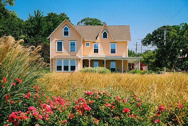 Landscape Art Print featuring the photograph New Jersey Landscape by Steve Karol