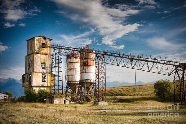 Quarry Art Print featuring the photograph Old Quarry by Gabriela Insuratelu
