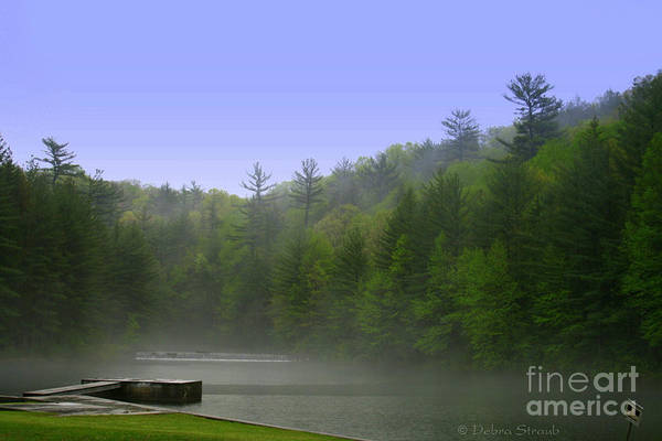 Spring Art Print featuring the photograph One Spring Morning by Debra Straub