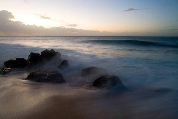 Ocean Art Print featuring the photograph Pacific Ocean Power - Hawaii by Brad Rickerby