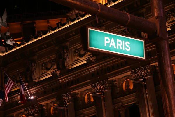 Paris Art Print featuring the photograph Paris by K Mae Photography