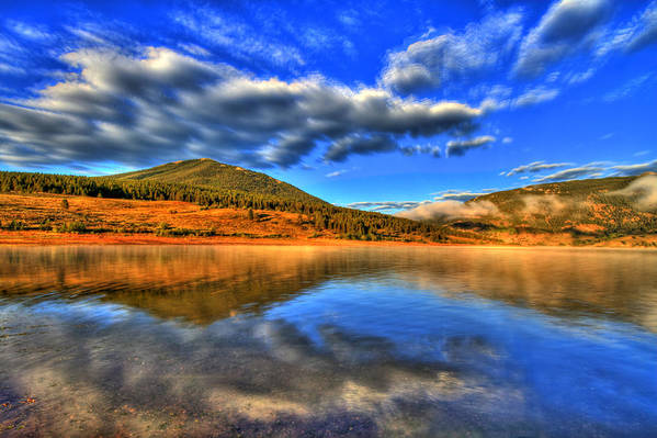 Lake Art Print featuring the photograph Perfection by Scott Mahon