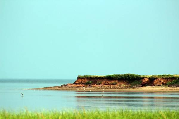 Water Art Print featuring the photograph Prince Edward Island by Daniel Jewell
