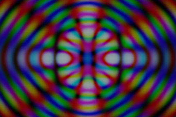 Art Print featuring the digital art Psychedelic by Andreas R Wesener