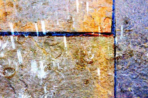 Rain Art Print featuring the photograph Rain 6876 by PhotohogDesigns