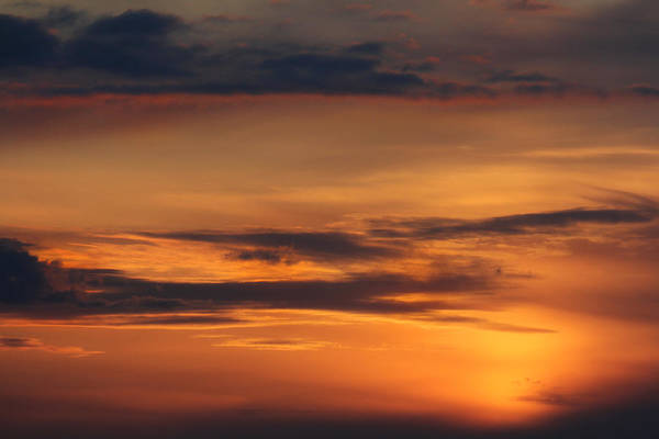 Clouds Art Print featuring the photograph Reach For The Sky 10 by Mike McGlothlen