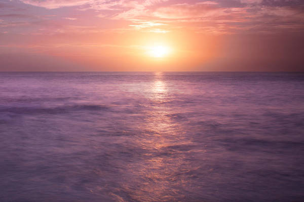 Sunset Art Print featuring the photograph Safe Haven by Amin Huber