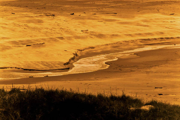 Oregon Coast Art Print featuring the photograph Sands Of Time by Craig Perry-Ollila