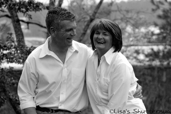 Art Print featuring the photograph Scott And Sandi 3 by Lisa Johnston