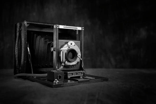 Bw Art Print featuring the photograph Seneca Uno Camera by Mark Wagoner
