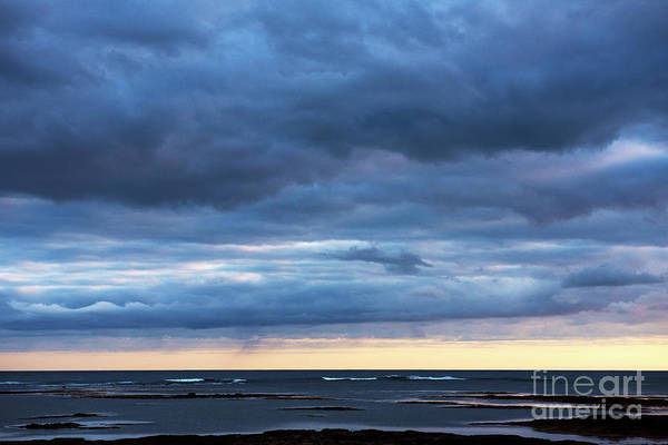 Festblues Art Print featuring the photograph Shades Of Blue.. by Nina Stavlund