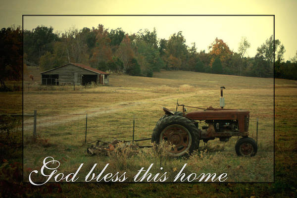 Country Life Art Print featuring the photograph Simple Life by Linda Fowler