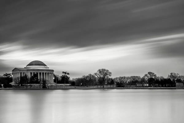 Black And White Art Print featuring the photograph Sleeping Giant by Edward Kreis