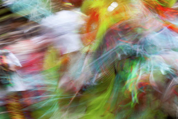 Pow Wow Art Print featuring the photograph Smudge 391 by M Bubba Blume