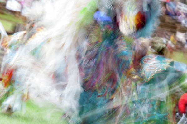 Pow Wow Art Print featuring the photograph Smudge 395 by M Bubba Blume