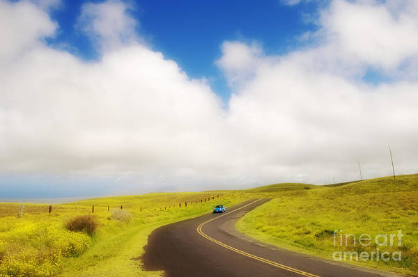 Afternoon Art Print featuring the photograph South Kohala by Greg Vaughn - Printscapes