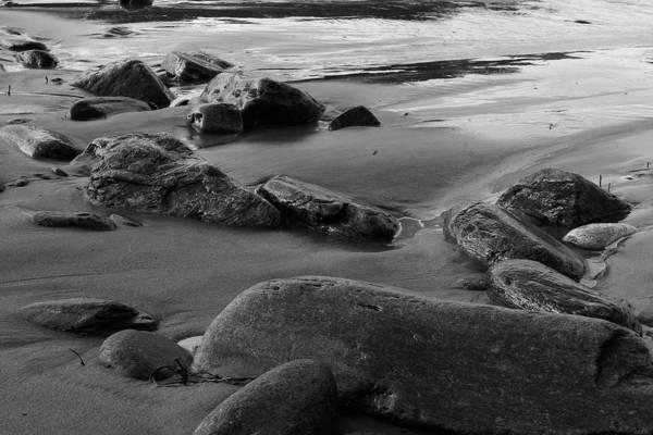 Sea Art Print featuring the photograph Stone Shore by Filipe N Marques
