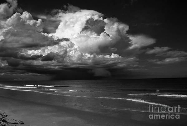 America Print featuring the photograph Super Cell Storm Florida by Arni Katz
