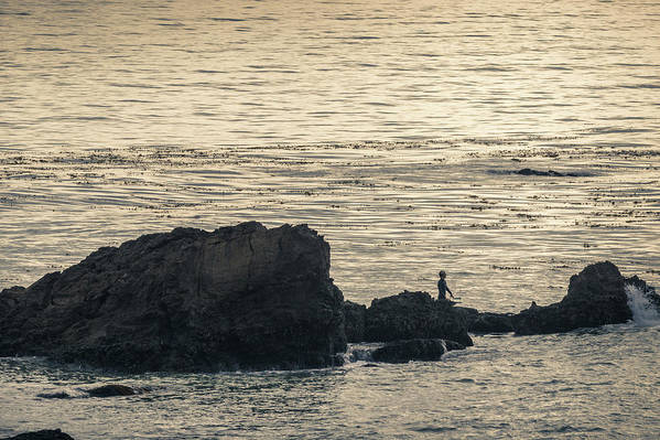 Beach Art Print featuring the photograph Surfer by Martin Alonso