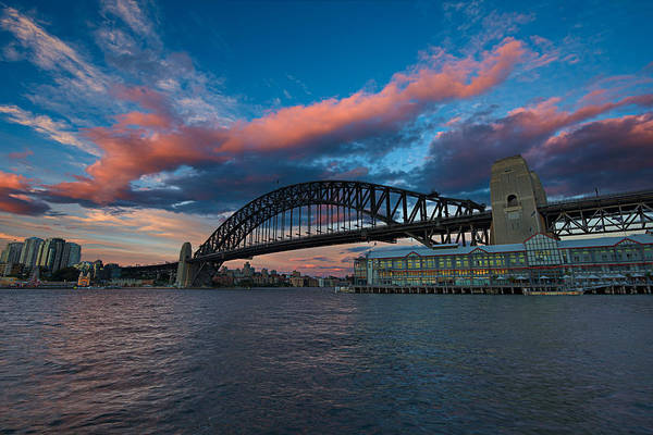 Sydney Art Print featuring the photograph Sydney Moments by Andre Distel