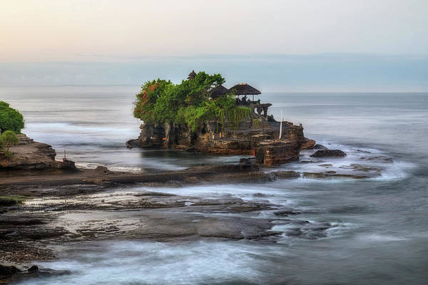 Tanah Lot Art Print featuring the photograph Tanah Lot - Bali by Joana Kruse