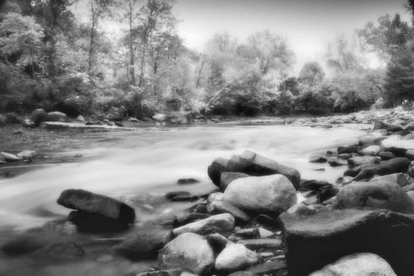 Bedford Art Print featuring the photograph The Creek by Kenneth Krolikowski