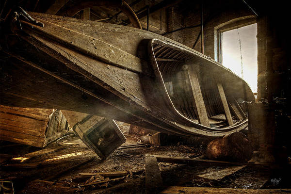 Boat Art Print featuring the photograph The Last Port by Everet Regal