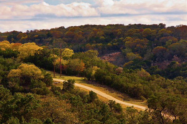 Landscape Art Print featuring the photograph The Road Less Traveled by Jill Smith
