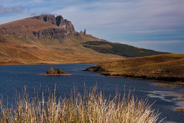 Scotland Art Print featuring the photograph The Storr by Colette Panaioti