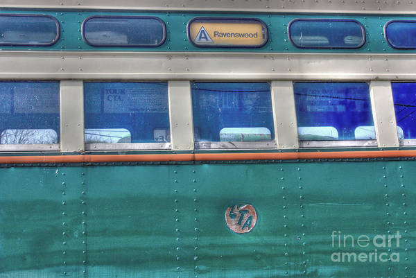 Trains Art Print featuring the photograph Train Series 8 by David Bearden