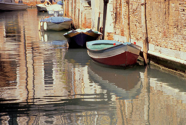 Venice Art Print featuring the photograph Venice by T Monticello