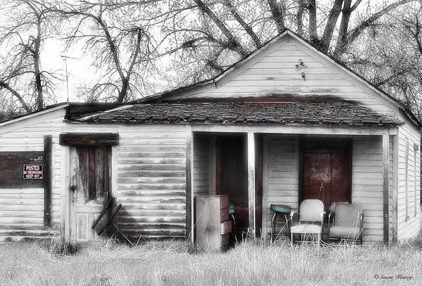House Art Print featuring the photograph Waiting by Susan Kinney