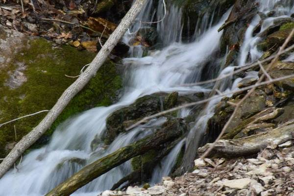 Art Print featuring the photograph Waterfall by Renee Seastrom