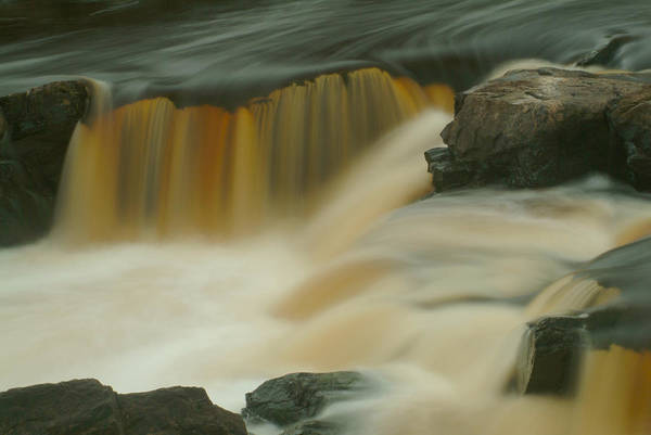 Water Art Print featuring the photograph Waterfalls 31 by Kevin Lammi