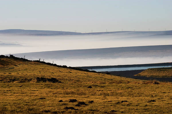 Moors Art Print featuring the photograph West Yorkshire Moors by Brian Middleton