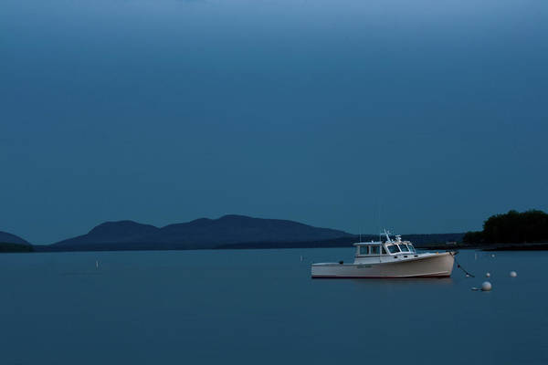 Water Art Print featuring the photograph Where Mountains Meet The Sea by Greg DeBeck