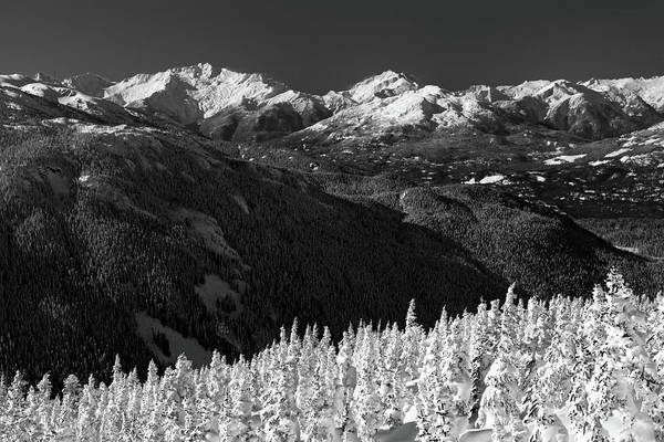 Whistler Art Print featuring the photograph Whistler Winter Scenery by Pierre Leclerc Photography