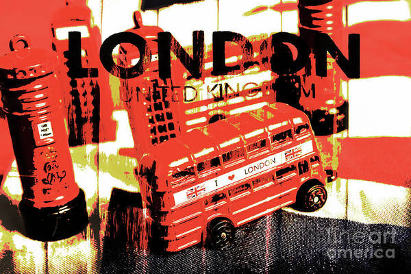 London Art Print featuring the photograph Wonders Of London by Jorgo Photography - Wall Art Gallery