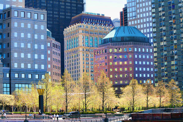 New York City Art Print featuring the photograph Wtc 2010 by Chuck Kuhn