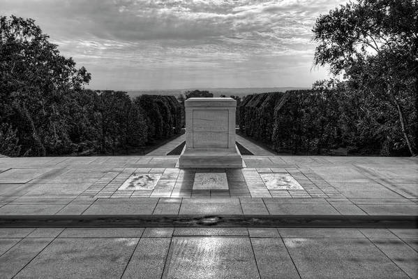 Craig Fildes Photography Art Print featuring the photograph Tomb Of The Unknown Soldier by Craig Fildes