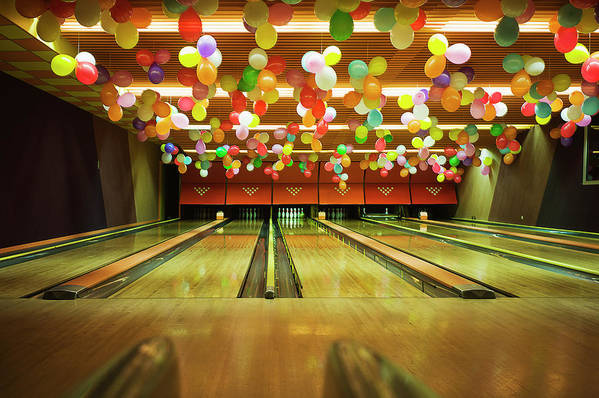 Tranquility Art Print featuring the photograph Bowling by Olive