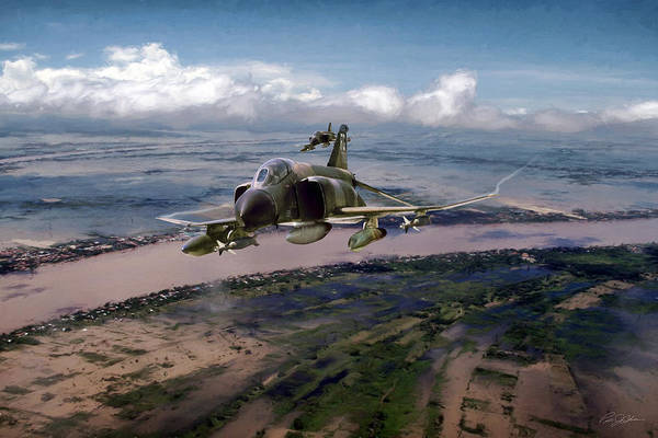 Aviation Art Print featuring the digital art Delta Deliverance by Peter Chilelli