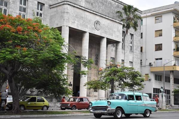 Havana Art Print featuring the photograph Havana by Cassidy Marshall
