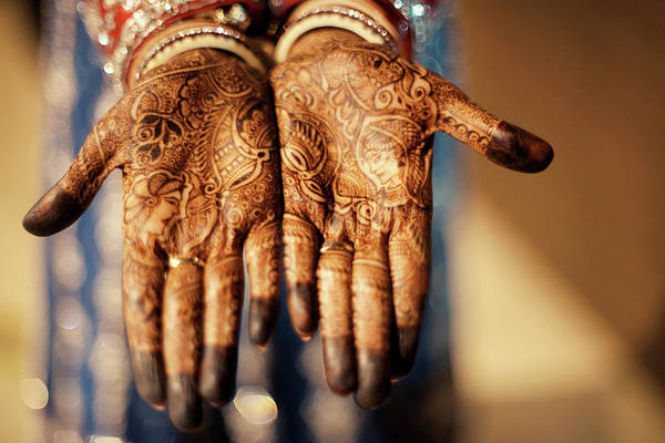 Henna Tattoo Photographs for Sale