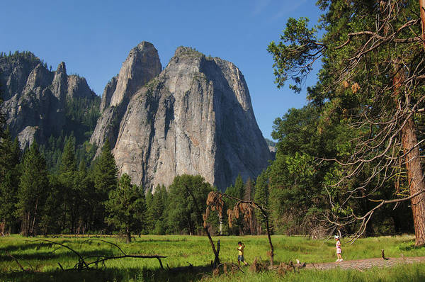 Scenics Art Print featuring the photograph Yosemite National Park, California, Usa by Radius Images