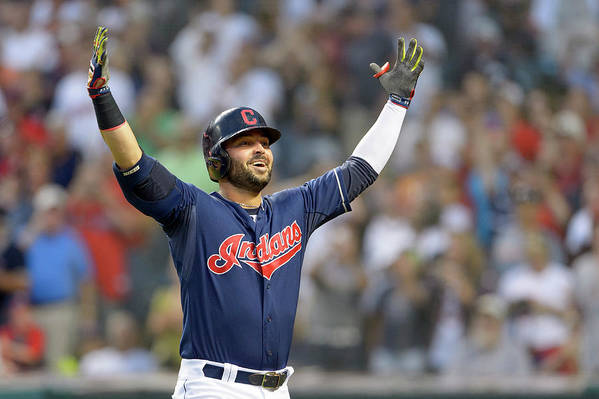 American League Baseball Art Print featuring the photograph Nick Swisher by Jason Miller