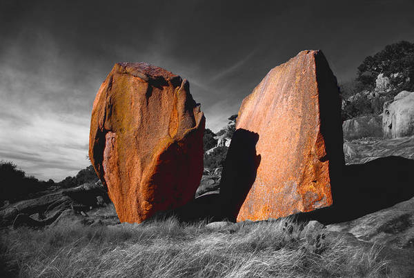 Photography Art Print featuring the photograph Enchanted Rock Megaliths by Tom Fant