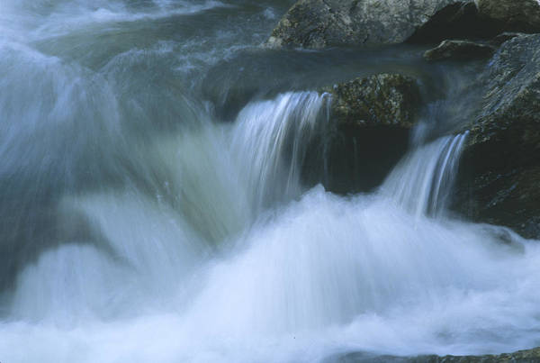 Water Art Print featuring the photograph Torrent by Lynard Stroud