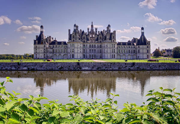 Ages Art Print featuring the photograph Chambord Castle by Ioan Panaite
