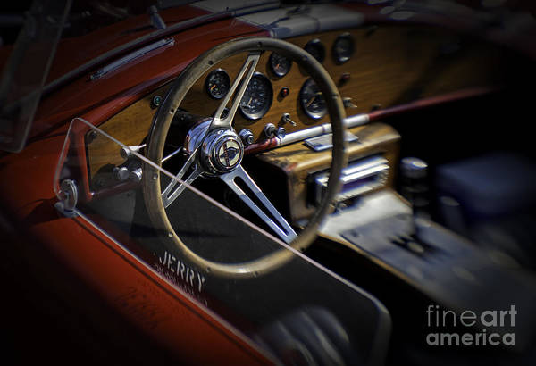 Black Top Art Print featuring the photograph Cobra by Fred Lassmann